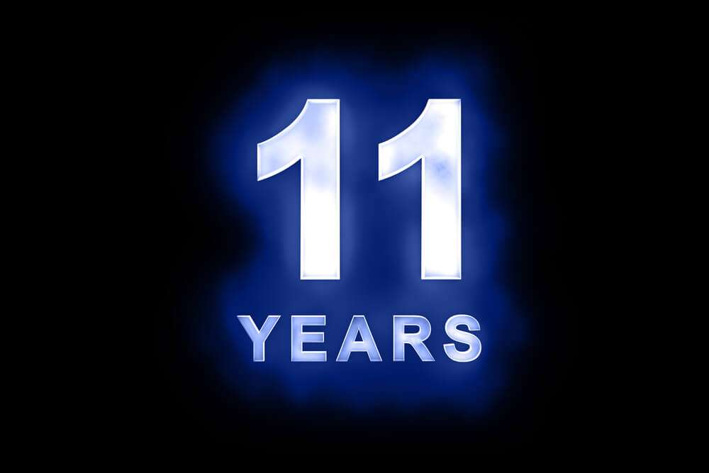 Insolvency Solicitors Celebrate 11th Anniversary