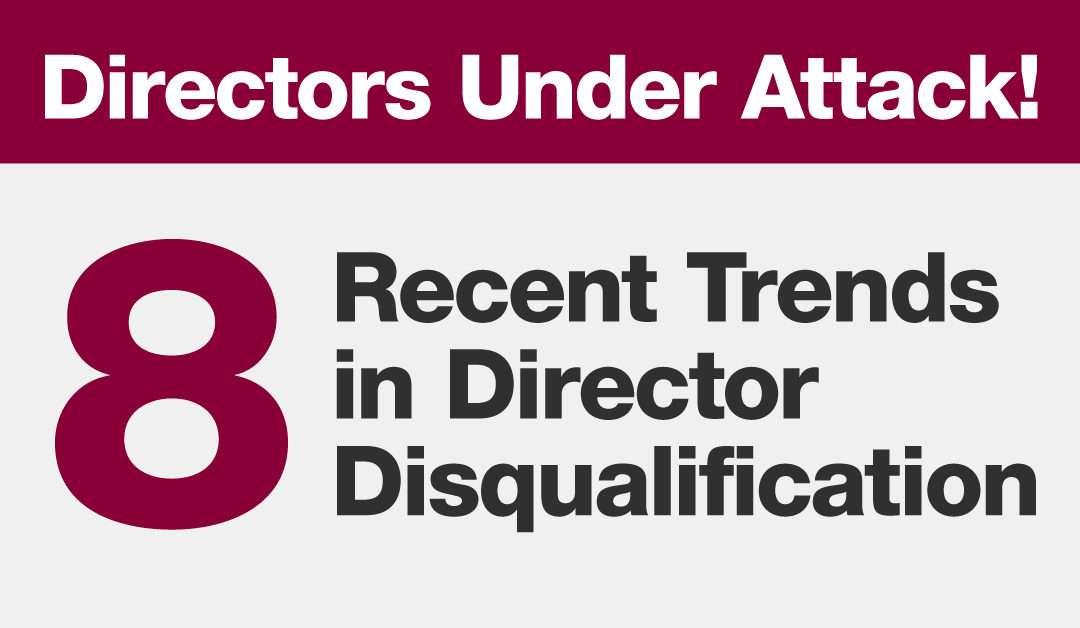 Directors Under Attack